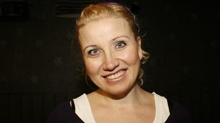 Ingrid-Reite Samsaya Korslaget (Foto: Beate Sneve Larsen)