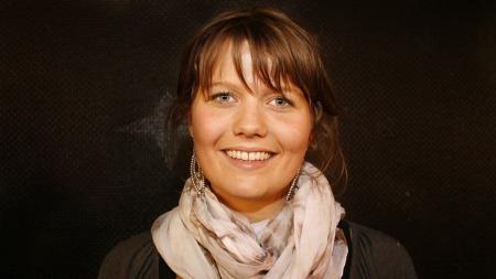 Kristine-Sverre-Østensvik samsaya korslaget (Foto: Beate Sneve Larsen)