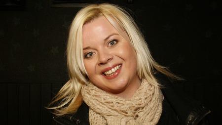 Martha-Fossland-Johansen samsaya korslaget (Foto: Beate Sneve Larsen)