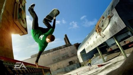 Skate 2 - Handplant