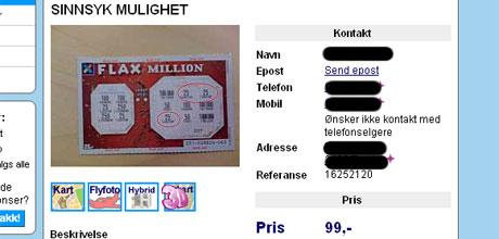 flaxlodd-25-kroner