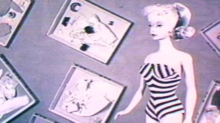Barbie i badedrakt (Foto: Arkiv)