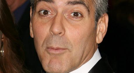 George Clooney art