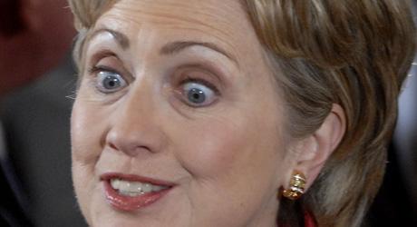 Hillary Clinton art