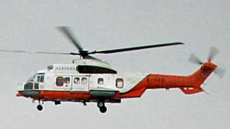 Super Puma helikopter (Foto: AFP)