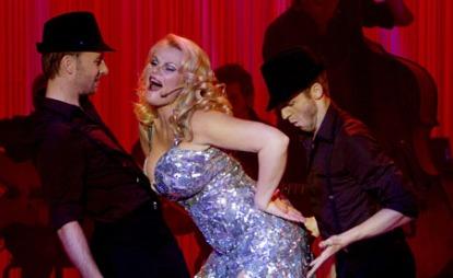TATT AV: Mia Gundersen hadde kun èn forestilling av showet «All of Mia»
