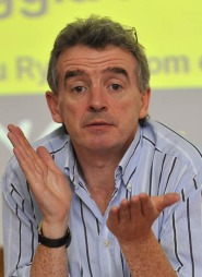 Michael O'Leary.  (Foto: AFP/SCANPIX, © lk)