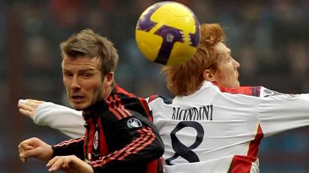 David Beckham  (Foto: ALESSANDRO GAROFALO/REUTERS / SCANPIX)