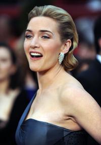 BESTE KVINNE: Kate Winslet fikk Oscar for beste kvinnelige hovedrolle.
