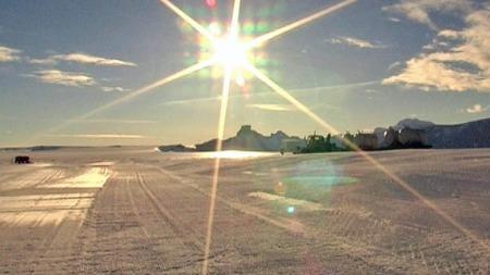 antarktis_sol680 (Foto: TV 2)
