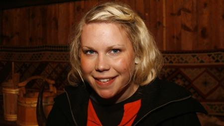 Ingebjørg Andrea Gismervik Haugesund korslaget (Foto: Beate Sneve Larsen)