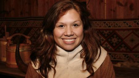 Mari Mireya M. Nordbye haugesund korslaget (Foto: Beate Sneve Larsen)