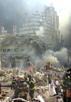 World Trade Center ruiner