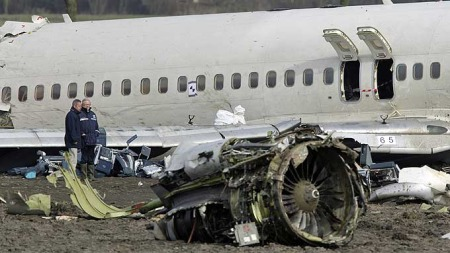 Flyvraket (Foto: EPA)