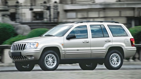 Jeep Grand Cherokee har i perider solgt bra også i Norge.