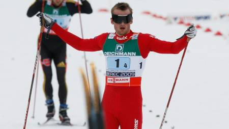 Petter Northug - ikke i papp. (Foto: Åserud, Lise/SCANPIX)