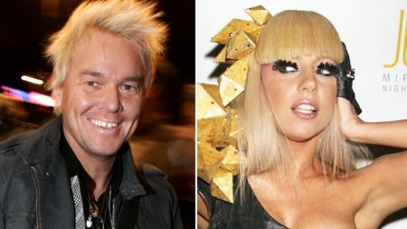 ROMANSE? Kristian Valen ble tidligere i år koblet  til den amerikanske popstjernen, Lady GaGa. Nå kommer hun til Norge.
