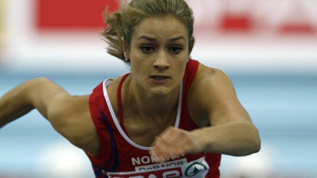 Christina Vukicevic  (Foto: ADRIAN DENNIS/AFP)