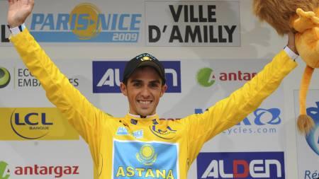 Alberto   Contador (Foto: PASCAL PAVANI/AFP)
