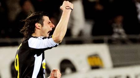 Juventus' Vincenzo Iaquinta  (Foto: Alessandro Bianchi/REUTERS)