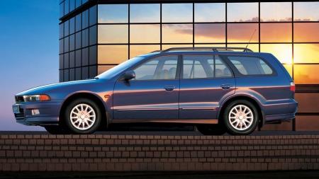 Mitsubishi Galant (1997-2003)