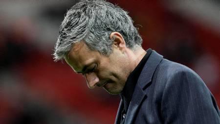 Jose Mourinho  (Foto: Max Rossi/REUTERS)