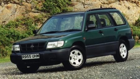 Subaru Forester (1997-2003)