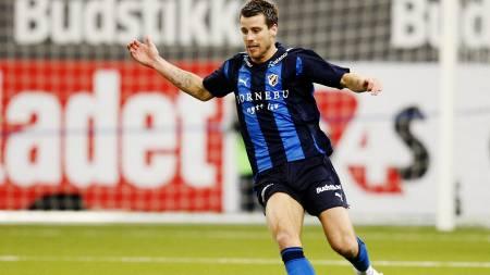 IFK Göteborgs Pontus Farnerud fra tiden i Stabæk. (Foto: Aas, Erlend/SCANPIX)