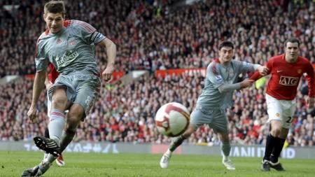 Steven Gerrard (Foto: ANDREW YATES/AFP)