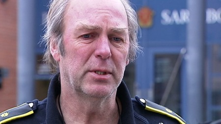 Operasjonsleder Tommy Antonsen er bestemt på å oppklare Natteravn-overfallet. (Foto: TV 2)