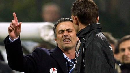 HUDFLETTET DOMMEREN: Jose Mourinho  (Foto: Alessandro Garofalo/REUTERS)