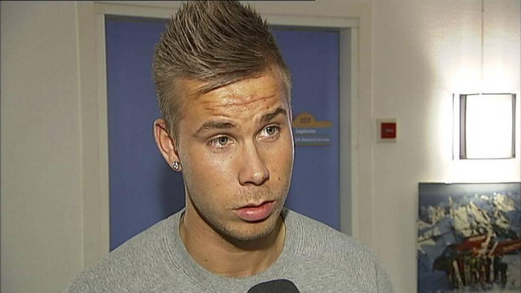 Marcus Pedersen. (Foto: TV 2/)
