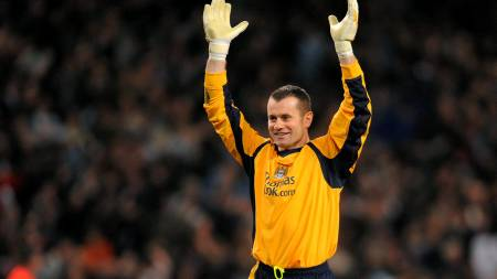 Shay Given  (Foto: ANDREW YATES/AFP)