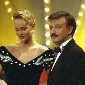 DEN GANG DA: «Casino» med Birgitte Seyfarth