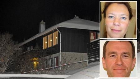 Linda Anett Hansen (35) og Ole-Roger Olsen (44) ble funnet drept i sitt eget bolighus i Tomasjord i Tromsdalen. (Foto: Nofima / UIT / SCANPIX)