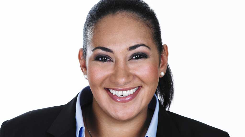 NETTREFF: Gjesteprogramleder i Waschera, Sarah Natascha Melbye svarer på spørsmål fra seerne i onsdagens nettsending.