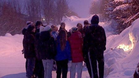 Tromsø venner trippeldrap (Foto: TV 2)