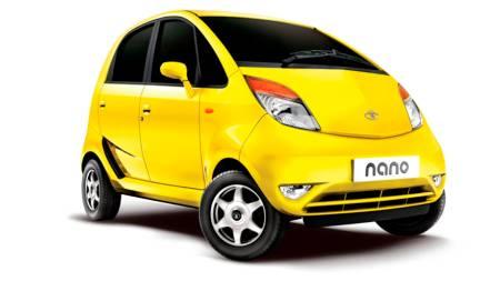 Nano, fra Tata Motors.  (Foto: Ho/REUTERS)