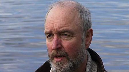 Jan Helge Fosså, marinbiolog ved Havforskningsinstituttet (Foto: TV 2)