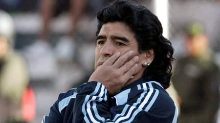 Diego Armando Maradona  (Foto: Gaston Brito/REUTERS)