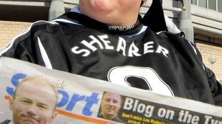 Newcastle United  (Foto: RICHARD WALKER/AFP)
