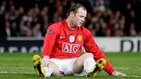 Rooney  (Foto: DARREN STAPLES/REUTERS)