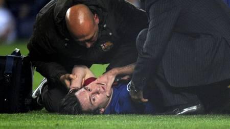 Messi  (Foto: LLUIS GENE/AFP)