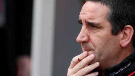 SKUMMELT FOR SBRAGIA: Sunderland var uheldige som ikke fikk   poeng mot Manchester United. (Foto: LINDSEY PARNABY/EPA)