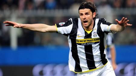 Vincenzo Iaquinta berget ett poeng for Juventus forrige gang lagene møttes. (Foto: MASSIMO PINCA/AP)