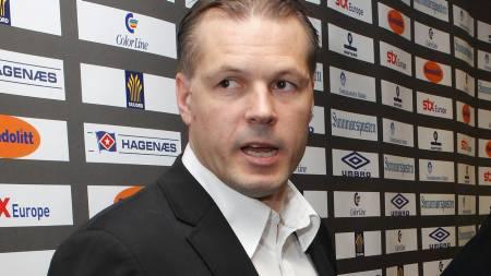 Kjetil Rekdal (Foto: Ekornesvåg, Svein   Ove/SCANPIX)