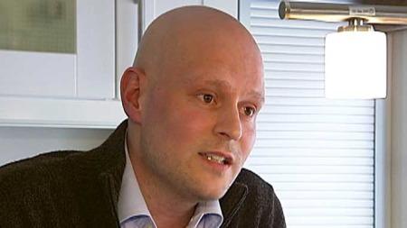 Advarer mot kvakksalvere: Bengt Eidem.  (Foto: TV 2)