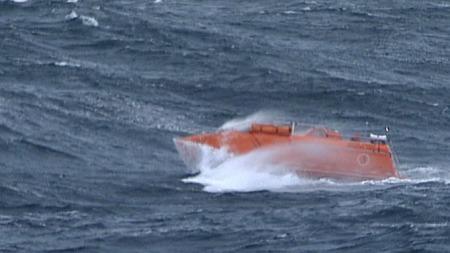 Livbåt-2 (Foto: TV 2)
