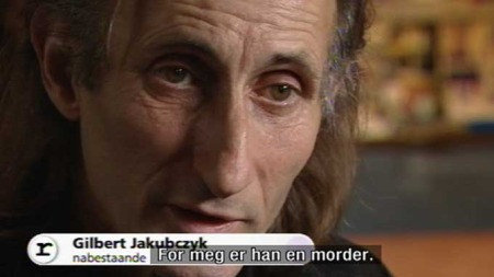 MOTSTANDER: Gilbert Jacubczyk mistet søsteren sin etter at hun hadde blitt behandlet av Hamers tilhengere.