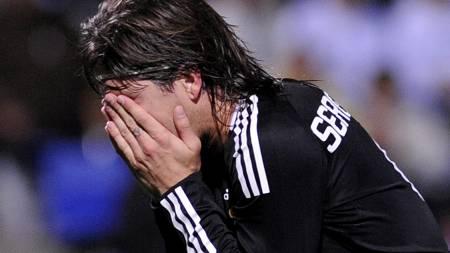 Sergio Ramos  (Foto: CRISTINA QUICLER/AFP)